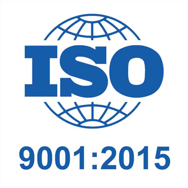 Digitalco GmbH ist zertifiziert nach ISO 9001:2015